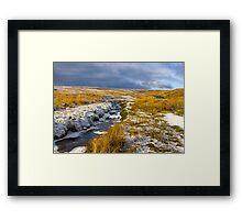 Birkdale Beck Framed Print