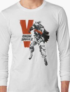 MGSV Retro Venom Snake Long Sleeve T-Shirt