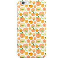 Peach Party iPhone Case/Skin