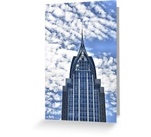 tallest in Alabama Greeting Card