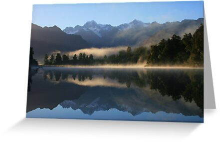 """misty matheson""   fox glacier, south westland nz by rina  thompson"