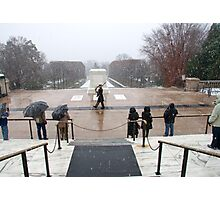 Tomb of the Unknown Soldier Photographic Print