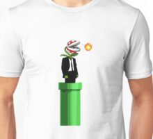 Piranha Plant Travel Unisex T-Shirt
