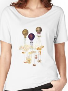High in the Sky Women's Relaxed Fit T-Shirt
