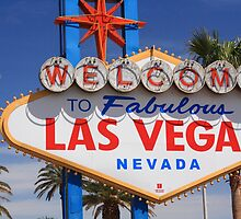Welcome to Las Vegas by McGaggs