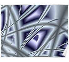 tactile fractals Poster