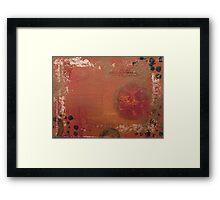 Laterna Framed Print