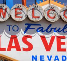 Welcome to Las Vegas Sticker
