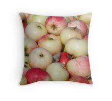 Market: The Apples Throw Pillow