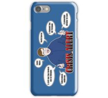 Community -- CRISIS ALERT! iPhone Case/Skin