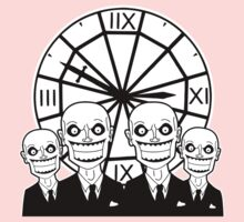 The Gentlemen Clocktower One Piece - Long Sleeve