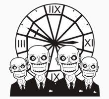 The Gentlemen Clocktower Kids Clothes