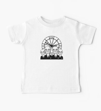 The Gentlemen Clocktower Baby Tee