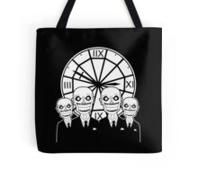 The Gentlemen Clocktower Tote Bag