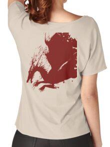 Dragon Logo Women's Relaxed Fit T-Shirt