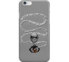 The Gentlemen Floating Voices iPhone Case/Skin