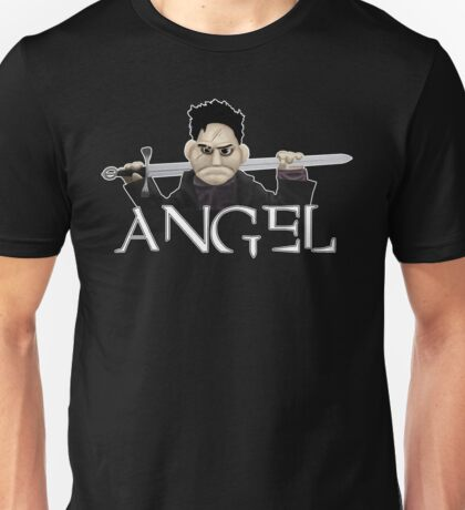 Angel - Smile Time Puppet Unisex T-Shirt
