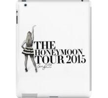 The Honeymoon Tour #1 iPad Case/Skin