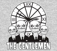 The Gentlemen Logo Kids Clothes