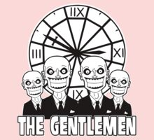 The Gentlemen Logo Kids Tee