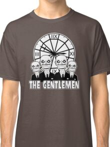The Gentlemen Logo Classic T-Shirt
