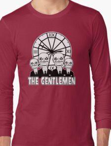 The Gentlemen Logo Long Sleeve T-Shirt