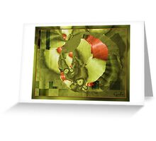 Aug15 Fractal Mapping Greeting Card