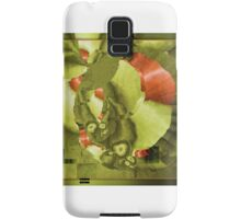 Aug15 Fractal Mapping Samsung Galaxy Case/Skin