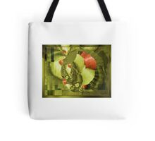 Aug15 Fractal Mapping Tote Bag