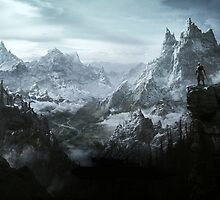 Skyrim - Landscpae by Mistman