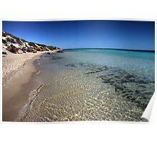 Coral Bay, Western Australia Poster