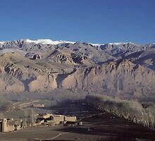 Bamiyan Valley, Afghanistan by yoshiaki nagashima