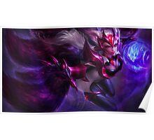 League of Legends - Dauntless Ahri Poster