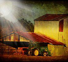 Harvest Moon by imagetj
