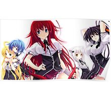 Highschool DxD - Arem 2 Poster