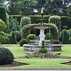 Brodsworth Gardens by Audrey Clarke