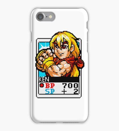 Ken Masters - Street Fighter iPhone Case/Skin