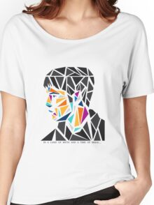 His name, Merlin. Women's Relaxed Fit T-Shirt