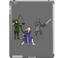 Go on an adventure with this party iPad Case/Skin