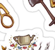 OTGW Emblem Trio Sticker