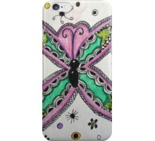 The Zen of Butterfly iPhone Case/Skin