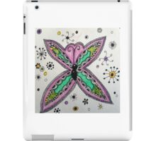 The Zen of Butterfly iPad Case/Skin