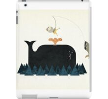 Gone Fishin' iPad Case/Skin