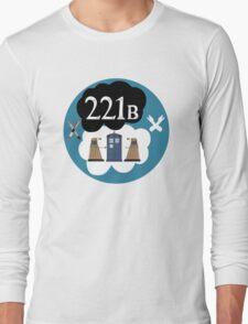 Sherlock/Doctor Who/Tfios Design Long Sleeve T-Shirt