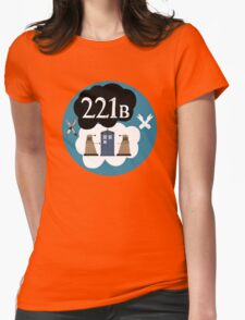 Sherlock/Doctor Who/Tfios Design Womens Fitted T-Shirt
