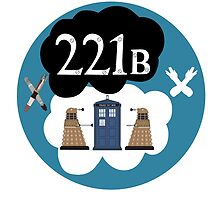 Sherlock/Doctor Who/Tfios Design by alexbeppo