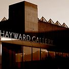 Hayward Gallery by Richard Pitman