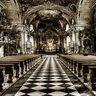The Church by Luis Lacorte