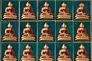 Buddha In Blue ©  by © Hany G. Jadaa © Prince John Photography