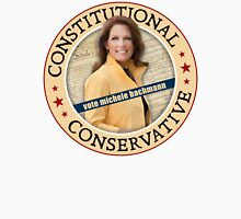 Constitutional Conservative Michele Bachmann Unisex T-Shirt